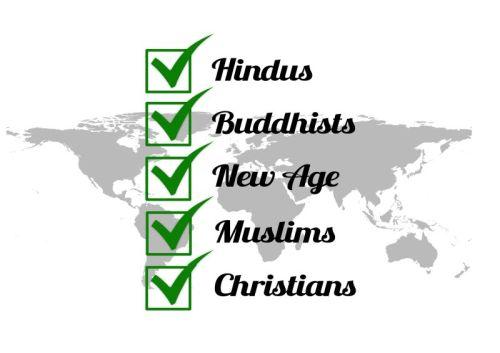 Buddhismus - Religion