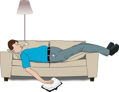 Besser einschlafen - Finde die richtige Schlaflage